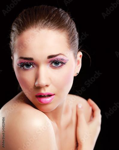 Fototapeten,makeup,eyeshadow,attraktiv,erwachsen