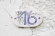 Hausnummer 16