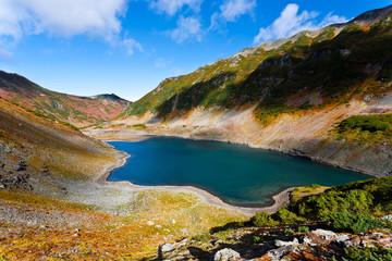 Kamchatka landscape.