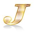 j アルファベット エンブレム