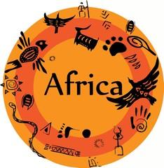 африкансое солнце