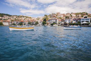 City of Ohrid,Macedonia