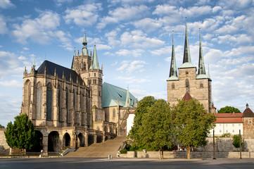 Dom und Severikirche Erfurt