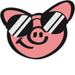Cool Pig Face