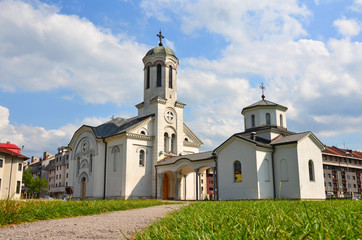 Orthodox Church in Pale