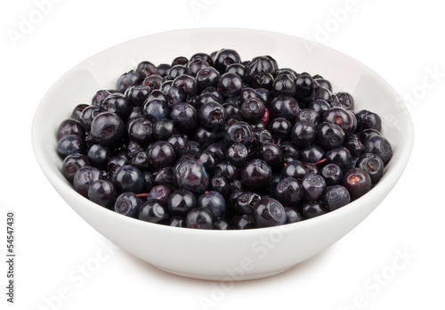 bilberry bowl