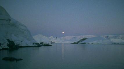 Antarctica night