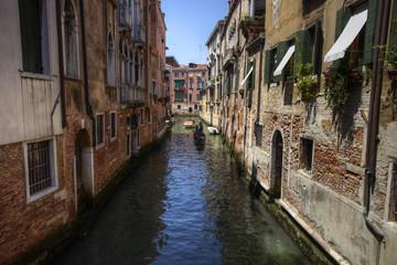 Kanal 03, Panorama, Venedig, Italien