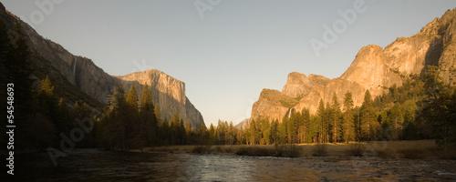 Papiers peints Morning Glory Yosemite Valley