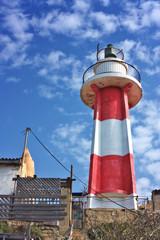 Old Jaffa lighthouse, Israel