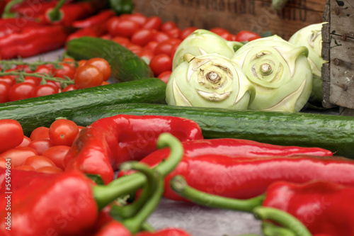 Close-up of fresh produce