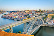 Porto with the Dom Luiz bridge, Portugal - 54550015