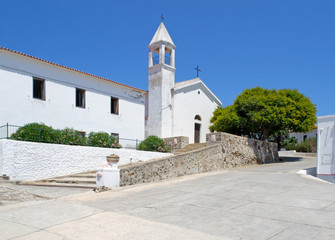 Isola dell'Asinara - Paese abbandonato di Cala d'Oliva