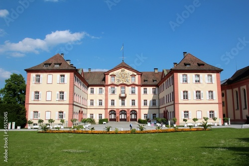 castle mainau summer wedding sunny bodensee konstanz
