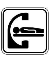 Piktogramm Röntgen