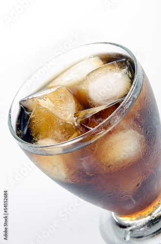 Cola and ice 3