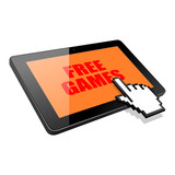 tablet mauszeiger finger free games I