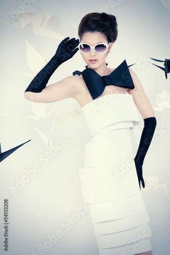 vogue lady