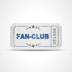 ticket v3 fan-club I