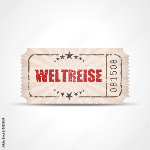 ticket v3 weltreise I