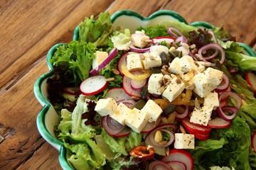 frischer salat I
