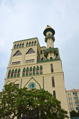Mosque in Geylang, Singapore