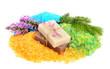 Natural bath items