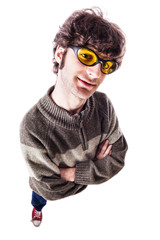Cool student