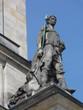 Statue Reichstag Berlin