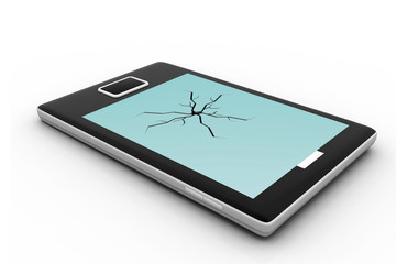 Tablet-PC with broken Touchscreen