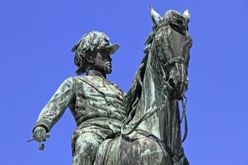Statue von Feldmarschall Erzherzog Albrecht, Wien