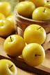 yellow prunes