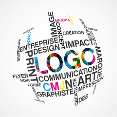 logo, communication