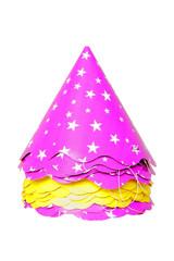 Vibrant party hats