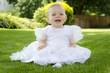 Ein Taufkind