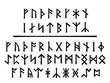 Younger Runes and The Northumbrian Order