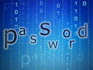 password concept