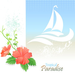 Sea Graphics Series - Holidays in Hawaii
