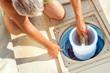 Contrôle du système de filtration d'une piscine