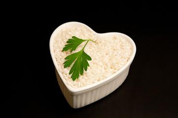 I love rice