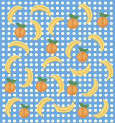 fruit's background