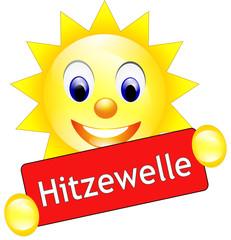 Sonne Hitzewelle