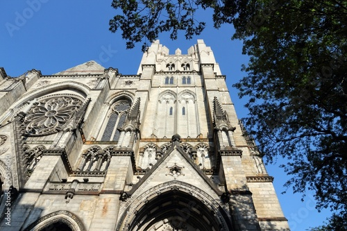 New York cathedral, USA
