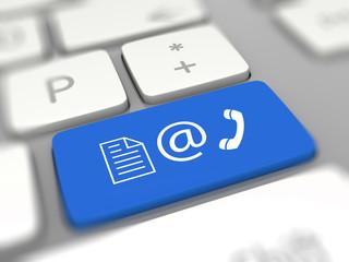 tastatur kontakt