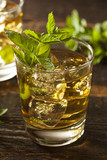 Homemade Gourmet Mint Julep
