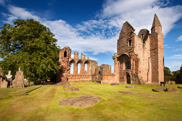 Arbroath, Abbey, Angus, Scotland