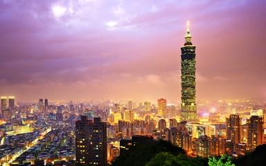 Taiwan Cityscape