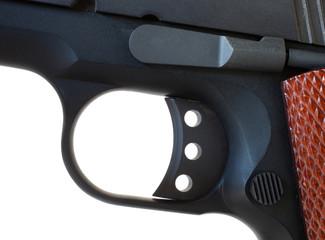 Skeletonized trigger