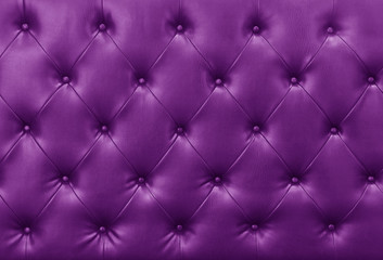 purple sofa leather background