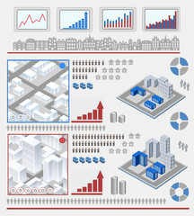 Elements for infographic